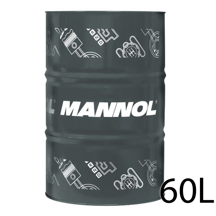 Mannol 7715 O.E.M. for VW Audi Skoda 5W-30 (60L)