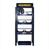 MN Drum Storage Rack 6x20L